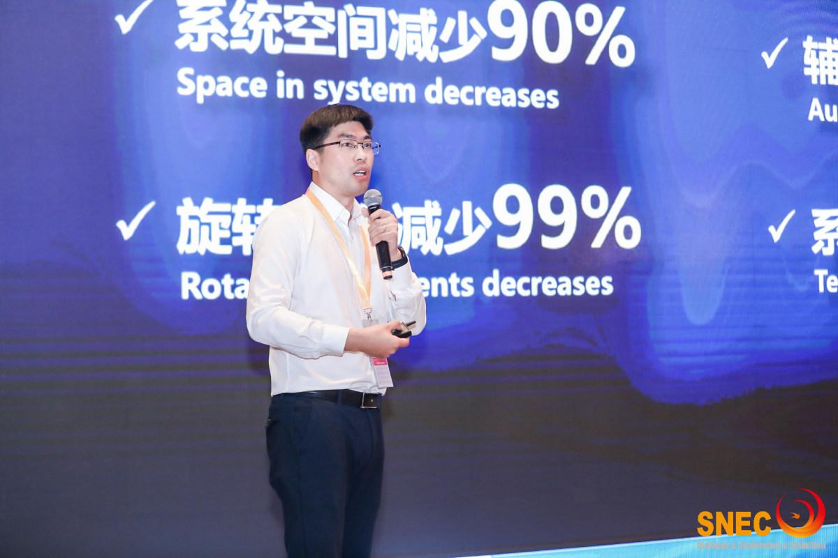 郭彬 先生, 比亚迪储能业务全球营销总监
