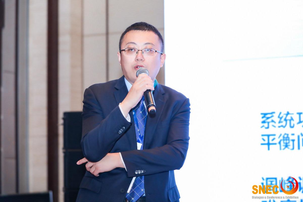 姜正茂 先生, 上能电气股份有限公司储能事业部总经理