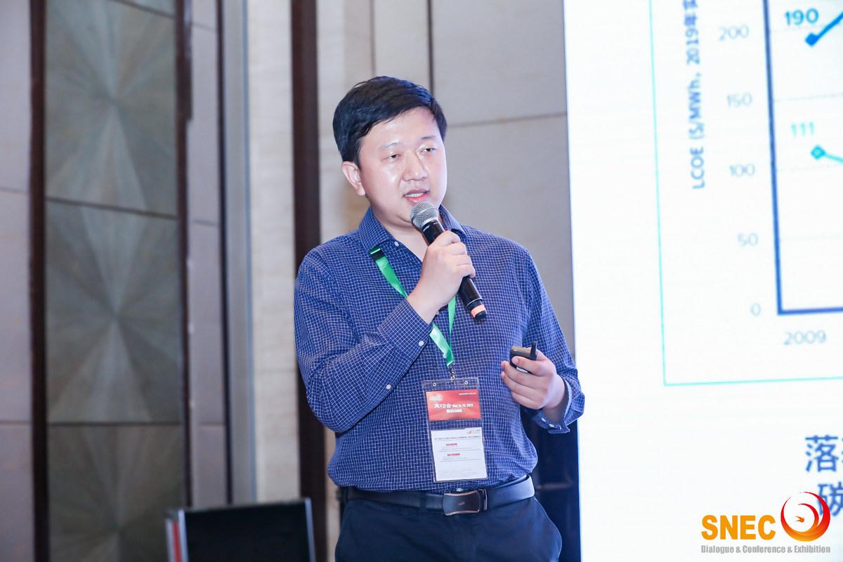 纪律 先生, 中国科学院工程热物理研究所储能研发中心产业化办公室主任、高级工程师