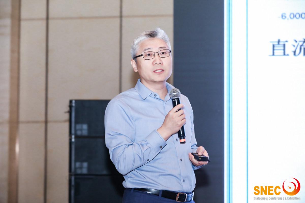 张存满 教授 同济大学新能源汽车工程中心副主任、燃料电池复合电源研究所所长