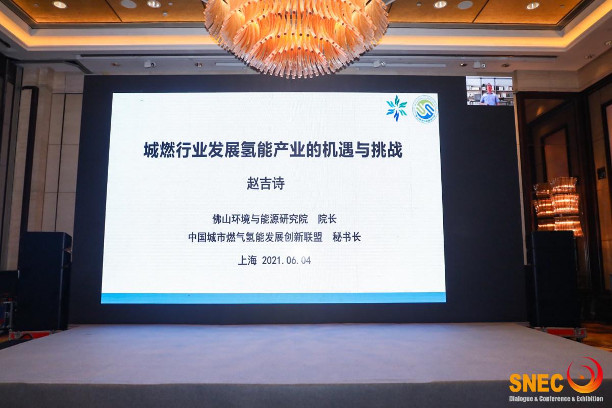 赵吉诗 博士 佛山环境与能源研究院院长、中国城市燃气氢能发展创新联盟秘书长